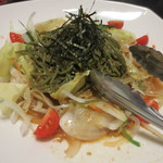 Ochacha - 茶そばサラダ
