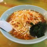 サンバレー - 料理写真:ねぎとりラーメン