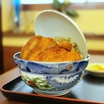たけだ - 料理写真:お得ソースカツ丼☆