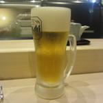 30901776 - まずは生ビールで★