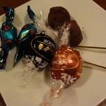 BAR ZENITH - チョコレート