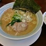らーめん堂仙台っ子 六丁の目店 - 仙台っ子らーめん 650円