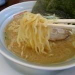 らーめん堂仙台っ子 六丁の目店 - 六丁の目はマツダ製麺