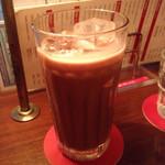 バリッシモ - アイスカフェチョコラータ  546円