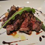 TRATTORIA LA PACCHIA - こだわりの肉料理
