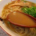 30905716 - スープはあっさり味です。