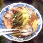 30906714 - 豚角煮黒酢風味