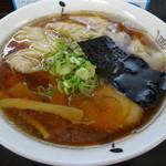 30907739 - 醤油わんたん麺