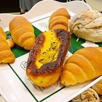 パリクロアッサン - 料理写真:本日の購入品