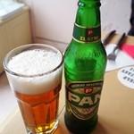 ワールド・ブレックファスト・オールデイ - クロアチアビール、PAN [2014年9月10月 クロアチア]