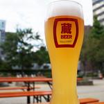 せきのいち - 蔵ビール・ヴァイツェン