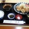 末廣 - 料理写真:唐揚げ定食