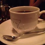 ベイシー - ホットコーヒー 1,000円