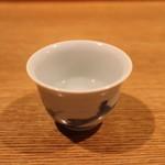 30910754 - 茶懐石:最初は白湯