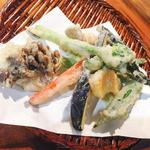なめとこ山庵 - 旬菜の天ぷら
