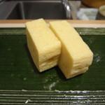SUSHI 万代 - タマゴ