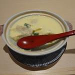 SUSHI 万代 - 茶碗蒸し