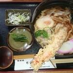 匠 - 鍋焼うどん1200円❤