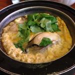 桜亭 - カキコース   ¥1,785.  カキの柳川風
