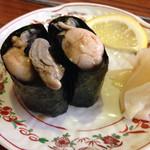 桜亭 - カキコース   ¥1,785.   カキ寿司