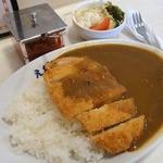 エビスガーデンカフェ - 料理写真:勝つカレー ¥680(税込)