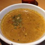 30916464 - 根菜と豆のキーマカリー
