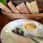 仙人掌 - 自家製パン