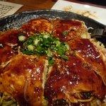 おっこんや - 肉玉(豚肉・玉子入り)¥800
