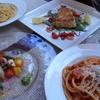 Trattoria Salice  - 料理写真:ディナーのワンシーン