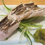 食堂ペスカバ - 太刀魚アップ