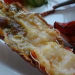 魚幸 - 伊勢海老の塩焼き