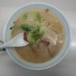 味よし  - 2014.1.10 辛味噌ラーメン
