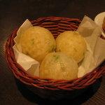 ラ・グラッツァ - パン 揚げパン