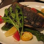ラ・グラッツァ - 魚料理 長崎産ブリのロースト