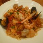 Ciao! 710 - 魚介たっぷり海の幸のトマトソース