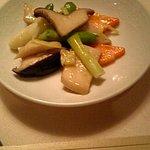 Touri - あわびと季節の炒め物