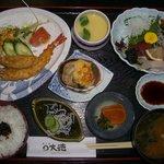大徳 - 浜定食