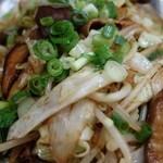てんこもり - 野菜炒め