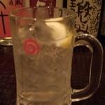 30930207 - レモンサワー
