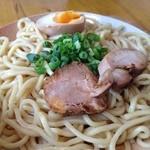 カレー屋麺八 - つけ麺アップ