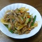 30931322 - 牛肉のピリ辛炒めS