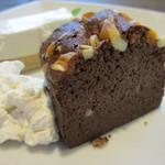 KIRYU - チョコレートケーキアップ