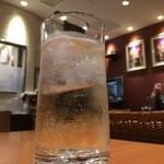 ペンシーズキッチン - 梅酒ソーダ