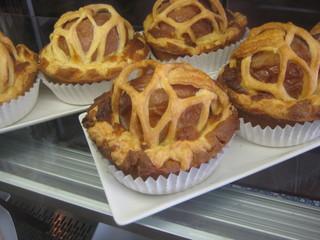 フランス食堂 シェ・モア - 林檎丸ごと アップルパイ