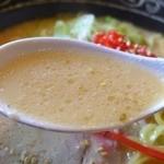 麺'sクラブ - トンコツが効いたスープは醤油味