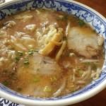 醤醤 - ワンタン麺[\570]