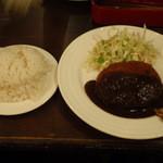 MA MAISON - メンチカツ定食