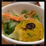 サクラサイドテラス - サラダはパンプキン‧✩͓̊(´๑•ω•๑)ɞ₎₎✩
