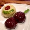 和光同塵 季よせ - 料理写真:柚饅頭 & あんこ玉
