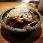 活力魚金 - 大根と魚のアラ煮